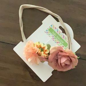Other - Floral Baby/Toddler Headband NWOT